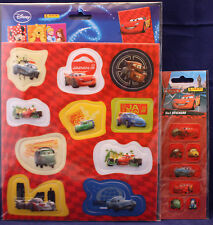 ** CARS 3d-sticker ** CARS 2 en 1 stickers ** (wackelbilder) panini ** NOUVEAU