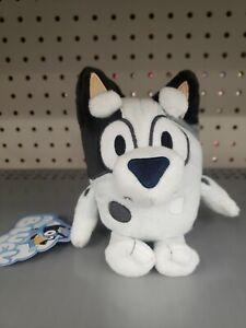 "BLUEY & FRIENDS MUFFIN 6.5"" Plush MOOSE Toys NEW NWT Rare"