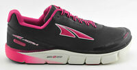 WOMENS ALTRA TORIN 2.5 RUNNING SHOES SIZE 10.5 US 42.5 EU GRAY PINK WHITE