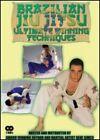 Brazilian Jiu Jitsu Ultimate Winning Techniques  2 DVD - FREE SHIPPING