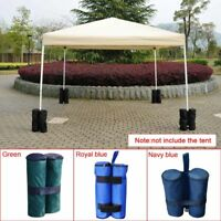 Outdoor Tent Leg Foot Weight Sand Anchor Bag Windproof for Marquee Canopy Tools
