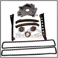 Engine Timing Chain Kit and Oil Pump Fits Ford 5.4L SOHC F150 F250 E150 9-0391S