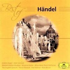 PINNOCK/RICHTER/KUBELIK/+ - BEST OF HÄNDEL  CD NEU