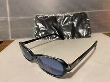 New Calvin Klein CK4030 165 Sunglasses,  Blue / Light Blue lens