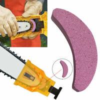 Portable Chainsaw Sharpener Grindstone Fast Sharpening Chain Teeth Grinder 1 pcs