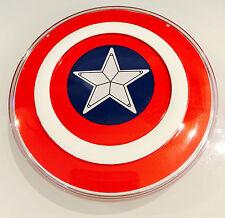 Sans fil Qi Samsung Galaxy - Captain America