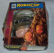 Vintage 1987 ROBOCOP Halloween Costume COLLEGEVILLE Uncommon Peter Weller Movie