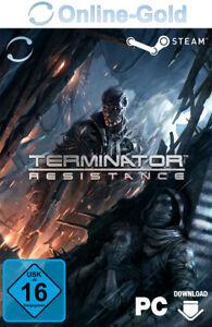 Terminator: Resistance Key - PC Steam Game Digital Code [Abenteuer] - DE/EU