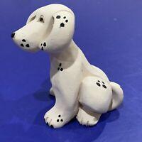 Vintage Artesania Rinconada Dalmatian Dog #115 Classic Design Collection