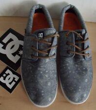 Zapatos de Skate DC UK 7.5 & Pegatinas Nuevo Patín Entrenadores Azul Uni Lite Raro
