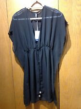 Women's Black Panache Swimsuit Coverup