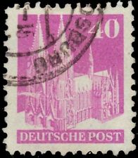 """GERMANY 651 (Mi90wg) - Cologne Cathedral """"Perf 11.5 x 11.0"""" (pa79096)"""