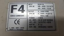 KEB COMBIVERT DRIVE 14.F4.F1E-4019