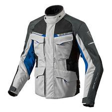 Blousons bleus pour motocyclette Hiver