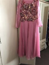 Indian/Asian Party/Prom Dress/Gown