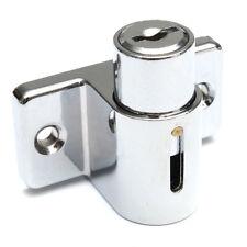 Aluminum Sliding Patio Door Window Bolt Lock Catch Push Lock Security BBC