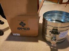 "OEM FAMCO 12"" MOTORIZED DAMPER (POWER OPEN) 24 VOLT ADC1224"