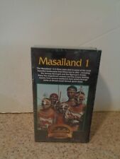 Cabela's Masailand Sealed Hunters Video set of 2 New Box 3