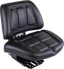 Tractor Seat 1694519M91 fits Massey Ferguson 240 30E 360 375 390 398 399 40E 50E