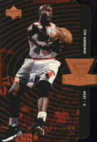 1998-99 Upper Deck Forces Bronze Heat Basketball Card #F10 Tim Hardaway/1000