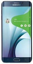 Samsung GALAXY s6 EDGE PLUS 32gb BLACK SAPPHIRE-molto bene-sm-g928 senza contratto