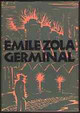 Emile ZOLA. Germinal. Ill. Frans MASEREEL. Büchergilde Gutenberg, 1947.