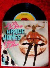 Single Grace Jones: La Vien En Rose