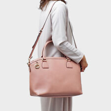 GUCCI 449660 Tasche LEATHER Charm Large TOTE BAG rose