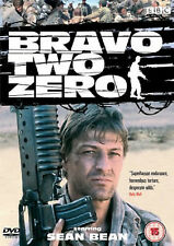 BRAVO 2 TWO 0 ZERO Movie DVD Sean Bean Andy McNab Novel Film UK Rel New R2 UK