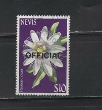 Nevis, 040, High value of set, Official , cat Value $6.50  (1040