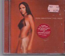 Toni Braxton-The Heat cd album