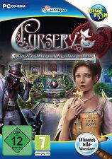 Cursery: Der böse Mann und der schwarze Kater (PC, 2014, DVD-Box)