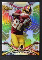 2015 Finest Gold Refractors #131 Jamison Crowder /150 - NM-MT