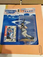 PAUL MOLITOR - Minnesota Twins Kenner Starting Lineup SLU MLB 1997 Figure & Card