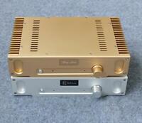 Breeze Audio 1969 class A aluminum amplifier chassis HIFI audio DIY Enclosure