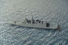 French Missile Frigate AQUITAINE by Klabautermann 1:1250 Waterline Ship Model
