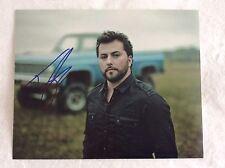 TYLER FARR SIGNED 8X10 COUNTRY MUSIC REDNECK CRAZY AUTO COA