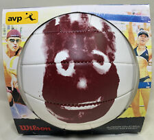 NEW Wilson Volleyball Official Game Ball Cast Away Mr. Wilson Official Size NIP