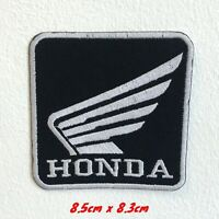 Honda Motorsports Racing Biker Iron Sew on Embroidered Patch#1576