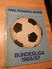 Aral Fussball Album Bundesliga 1966-67