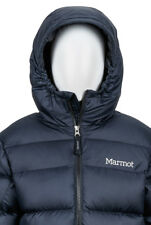 Marmot KIDS Boy's Guides Down Hoody Puffer Jacket with Hood, 700 Fill Power Down