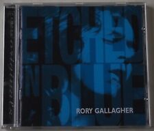 ETCHED IN BLUE / RORY GALLAGHER / COMPILATION 14 TRACKS FROM 14 CLASSIC ALBUMS