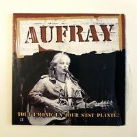 HUGUES AUFRAY chante BOB DYLAN : RAINY DAY WOMEN # 12 ♦ CD ARCADE RARE