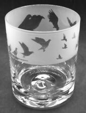 More details for racing pigeon frieze boxed 30cl glass whisky tumbler