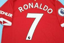 Maglia Manchester United Cristiano Ronaldo CR7 Stagione 2021/2022