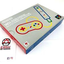 Classic Controller Super Famicom Wii System  Nintendo Club Japan