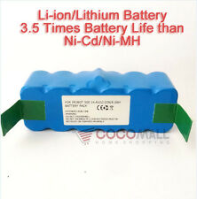 6000mAh Li-ion Battery For iRobot Roomba 510 535 562 564 600 625 700 760 770 780