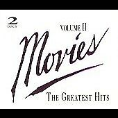Movies, Vol. 2: Greatest Hits, Various Artists (2 Discs)CD BRAND NEW Canada #232