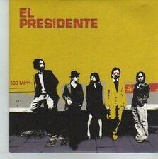 (CV429) El Presidente, 100 Mph - 2005 DJ CD