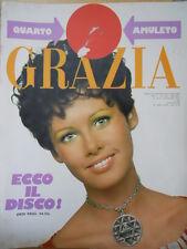 GRAZIA n°1581 1971 Speciale Moda Intima  [C59]